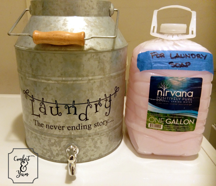 Save 88 Or More By Making Your Own Laundry Soap